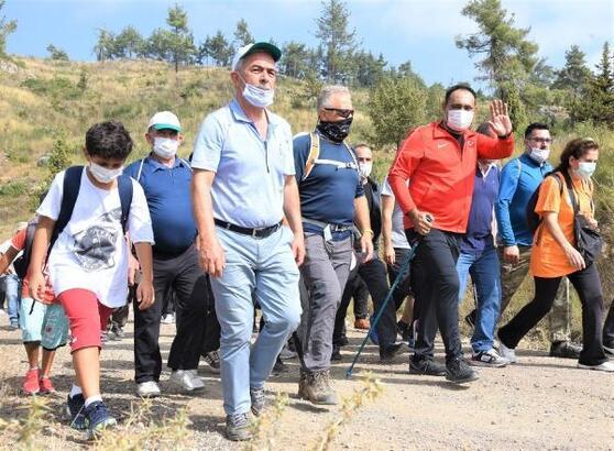 Toroslar, Cumhuriyet Doğa Yürüyüşü'ne hazır