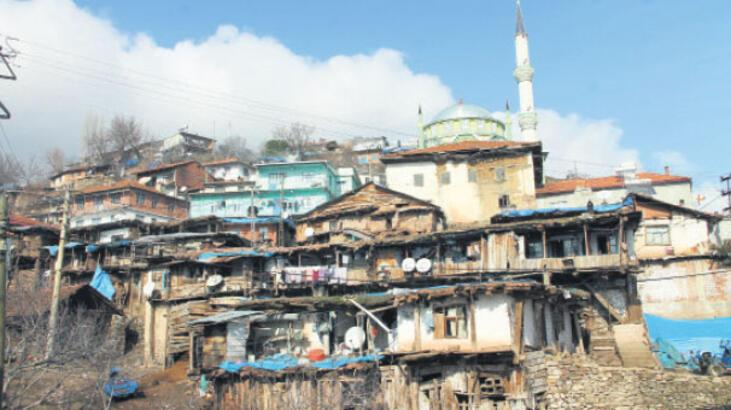 """""""Otantik evlerimiz Nepal'i andırıyor"""""""