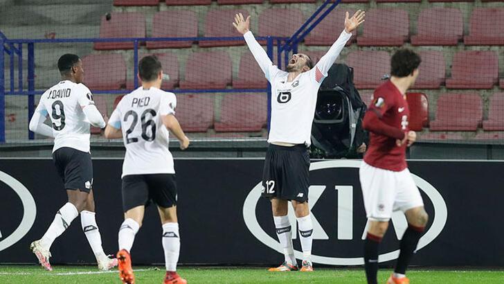 Lille'de Yusuf Yazıcı'dan 3 gol birden!