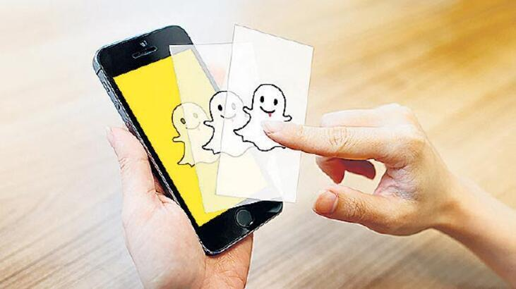 Snapchat kullanıcı rekoru kırdı