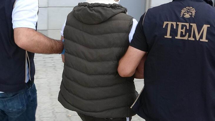 Samsun'da FETÖ şüphelisi eski cezaevi personeli yakalandı
