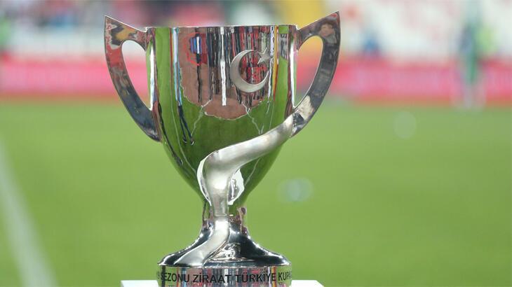 Ziraat Türkiye Kupası'nda 3'üncü tur kuraları çekildi
