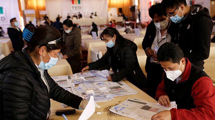 Son dakika.. Bolivya'da seçim sonuçları açıklandı!