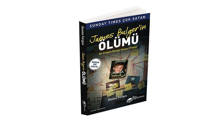 """""""James Bulger'in Ölümü"""" raflarda yerini aldı"""