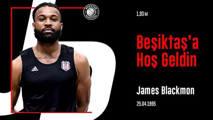 Son dakika - Beşiktaş, James Blackmon'u kadrosuna kattı