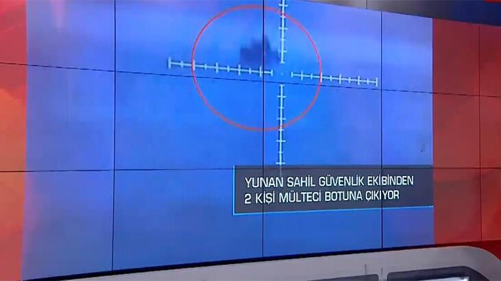 Görüntülere CNN TÜRK ulaştı! Dünya bu olayı konuşuyor
