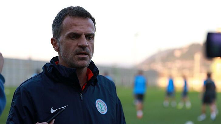 "Stjepan Tomas: ""Sivas'tan puanla dönebiliriz"""