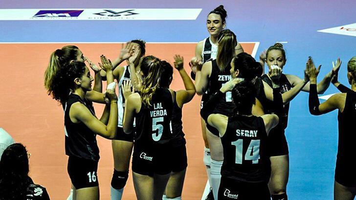 Beşiktaş Kadın Voleybol Takımı'nın maçı Kovid-19 sebebiyle  ertelendi