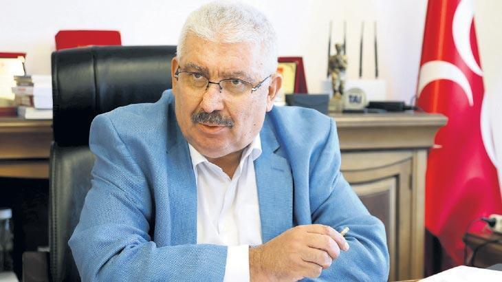 'CHP sokağa kaos taşımaya meyilli'