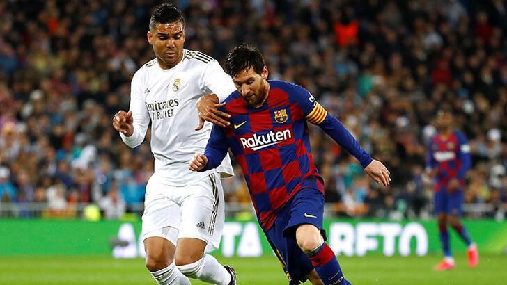 El Clasico tarihinde bir ilk! Barcelona ve Real Madrid...