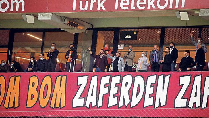 Galatasaray'da loca krizi! Seyirci limiti aşıldı...