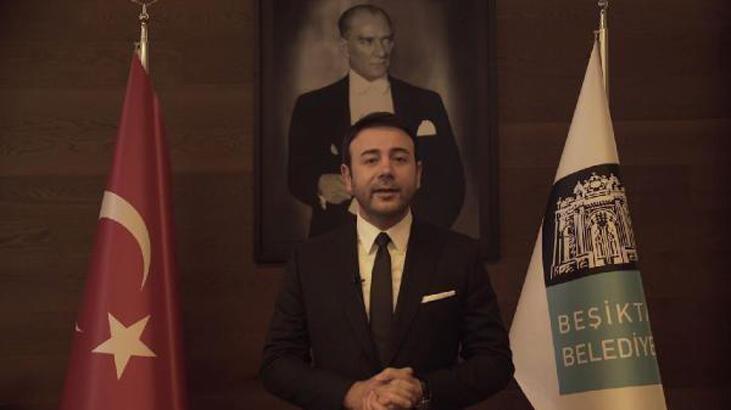 Beşiktaş Belediye Başkanı Akpolat koronavirüse yakalandı
