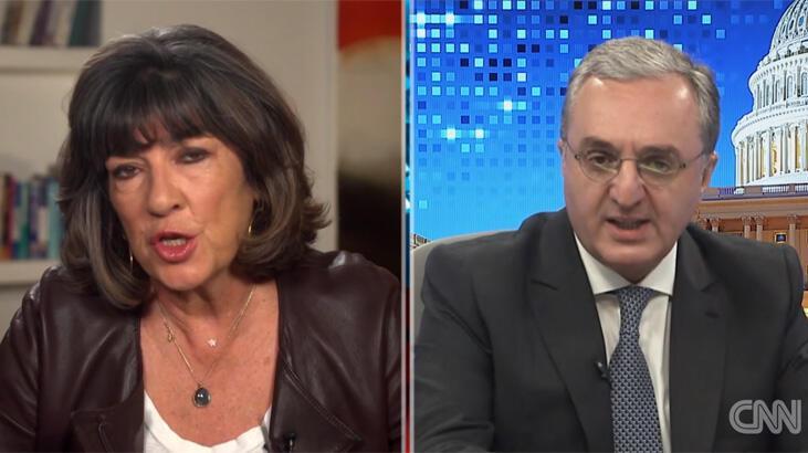 Ermenistan'a CNN'den soğuk duş: Sizin politikanız bu mudur?
