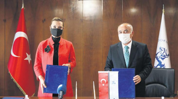 Dokuz Eylül ile MEB imzaları attı