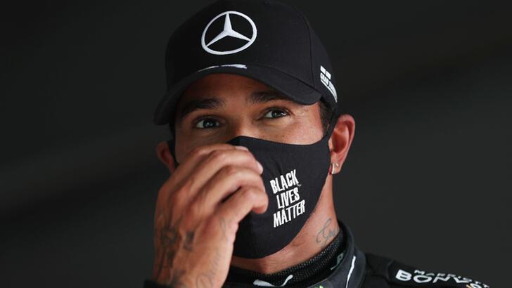 Portekiz'de pole pozisyonu Hamilton kaptı