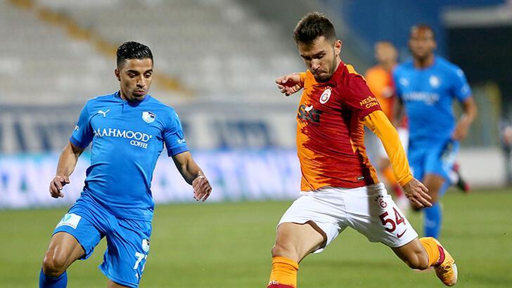 Erzurumspor - Galatasaray maçında sürpriz! Fatih Terim faturayı kesti...