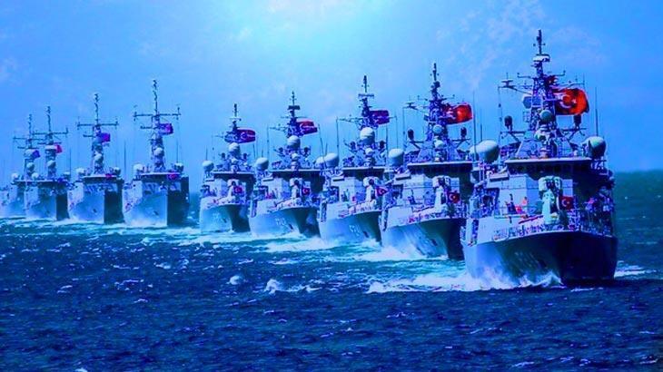 Son dakika: Doğu Akdeniz'de yeni NAVTEX ilan edildi