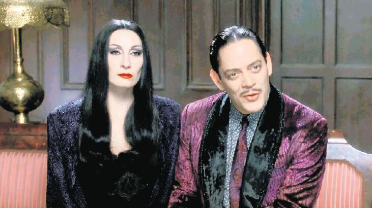 'Addams Ailesi'dizisine yeni yorum