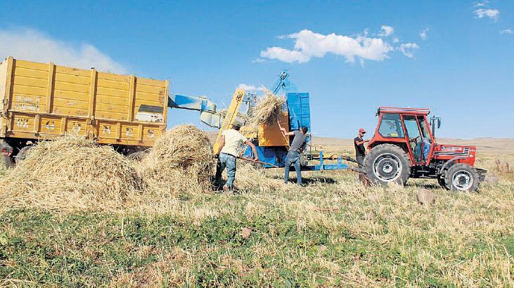 Kırsal kalkınmaya 6 milyar lira