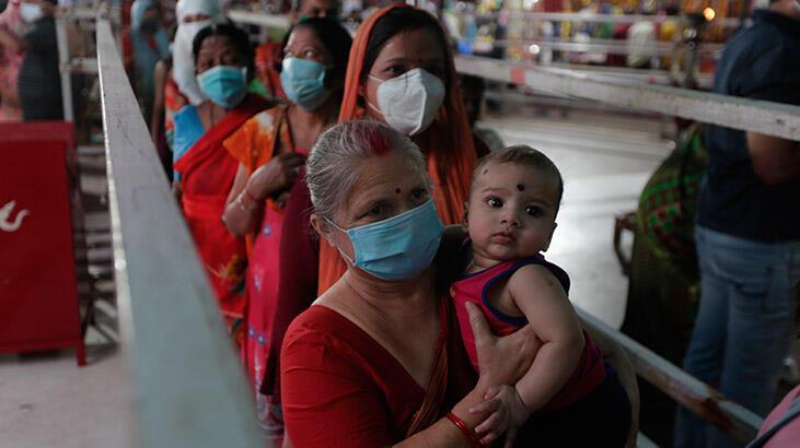 24 saatte 50 bin kişide daha virüs tespit edildi!
