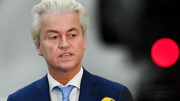 AK Parti'den Wilders'a tepki!