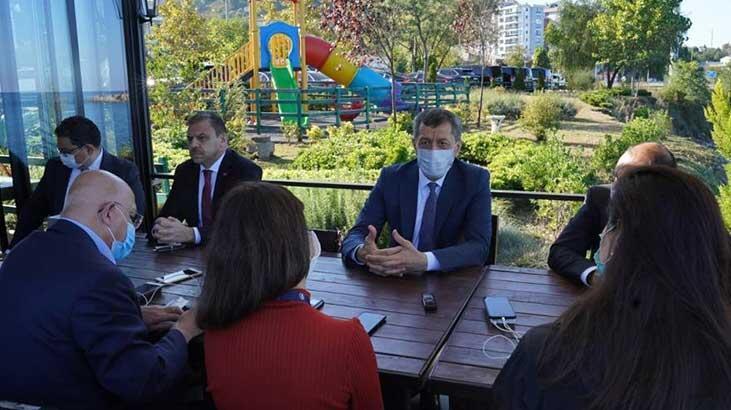 Bakan Selçuk'tan 'eğitimde şehre özgü model' açıklaması