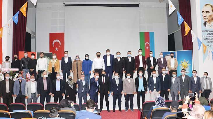 AK Parti Havza Gençlik Kolları Başkanı belli oldu