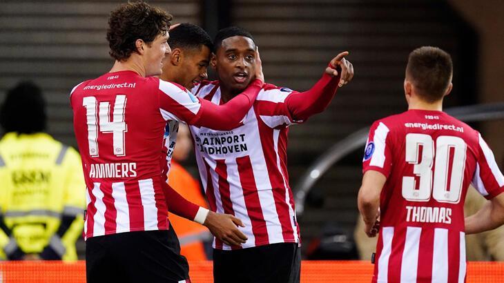 PSV'li 6 futbolcu koronavirüse yakalandı