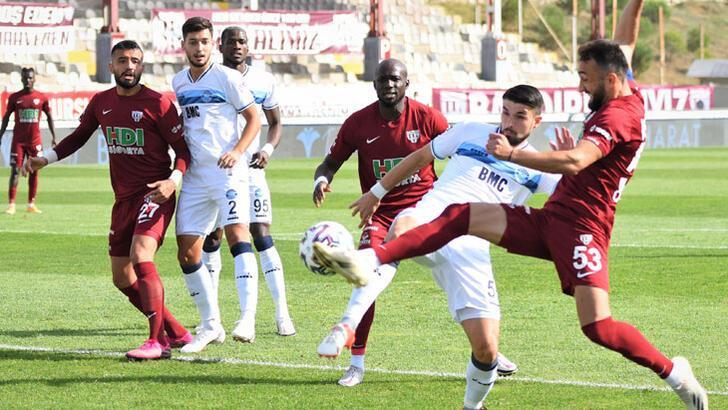 Royal Hastanesi Bandırmaspor-Adana Demirspor: 0-3