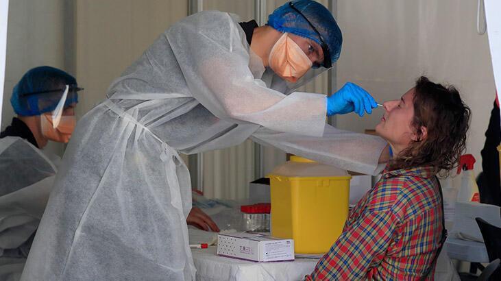 ABD'de 66 bin kişiye daha koronavirüs teşhisi kondu!