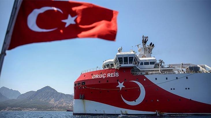 Türkiye'den Yunanistan'a Oruç Reis tepkisi