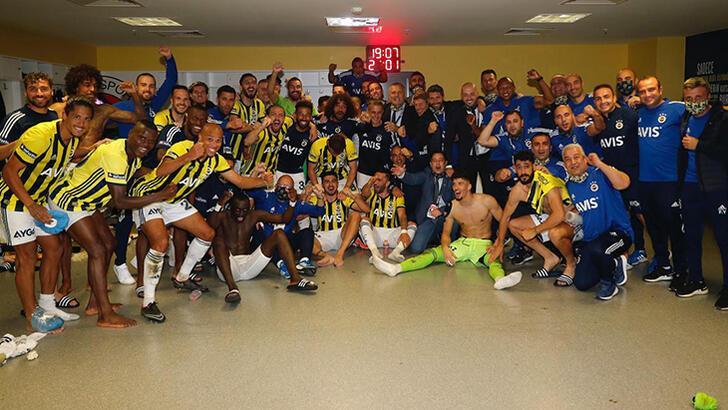 Son dakika - Fenerbahçe'de yeni transferlerin zaferi