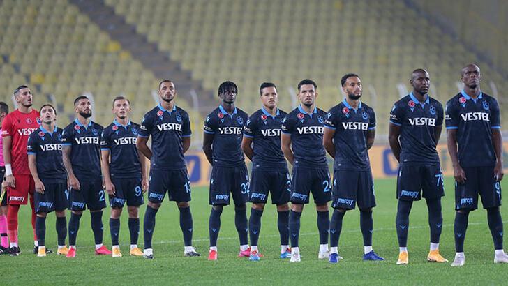 Son dakika - Trabzonspor'da büyük değişim çare olmadı