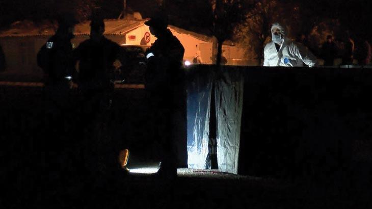 Bağcılar'da başından vurulmuş erkek cesedi bulundu