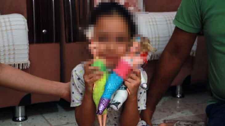 6 yaşındaki kız çocuğuna tacizle suçlanan oyuncakçıya ev hapsine tepki!