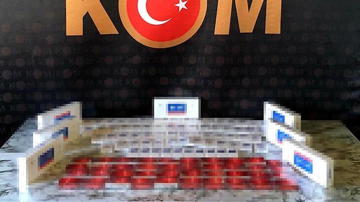 Şırnak'ta kaçakçılık operasyonu: 44 gözaltı