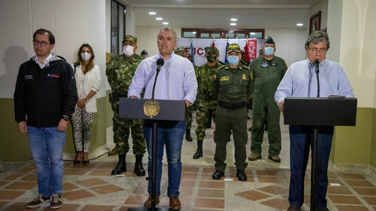 Kolombiya'da ELN komutanı öldürüldü