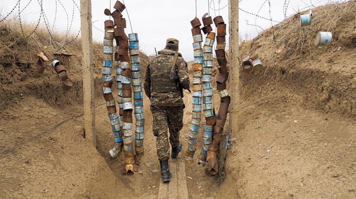 Ermenistan'da Sınır Birlikleri Komutanı görevden alındı