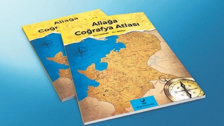 Kent Kitaplığı'nın 10'uncu eseri atlas
