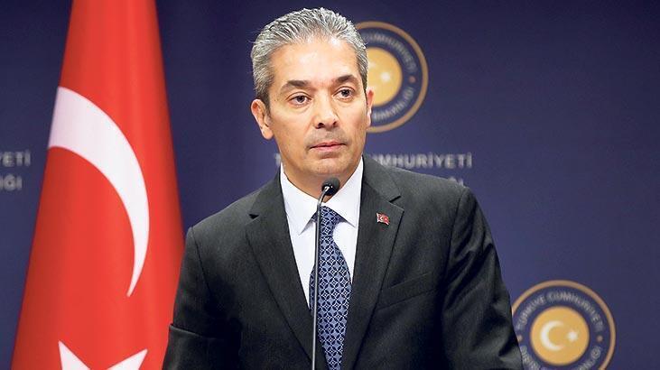 """Türkiye'den Minsk Grubu'na """"sonuç odaklı müzakere sürecini başlatın"""" çağrısı"""