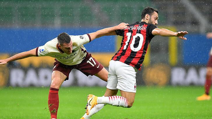 Milan - Roma: 3-3
