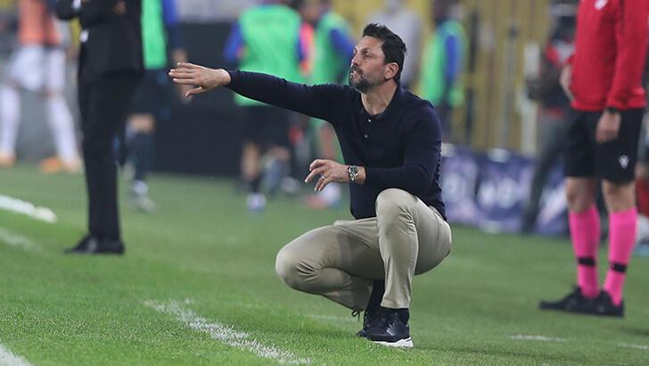 Son dakika - Fenerbahçe'de Erol Bulut'un seçimleri dikkat çekiyor!