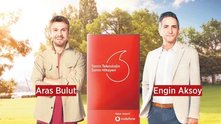 Vodafone'a yeni reklam yüzü