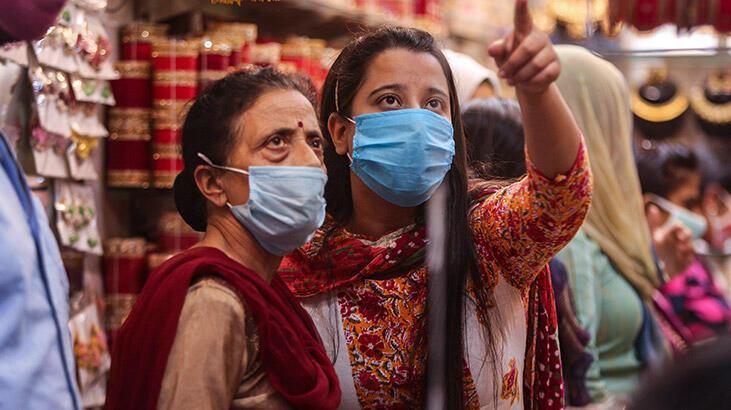 24 saatte 36 binden fazla koronavirüs vakası!