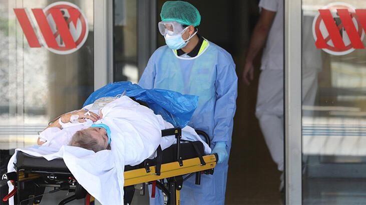 İspanya'da 24 saatte 17 bin 396 yeni koronavirüs vakası