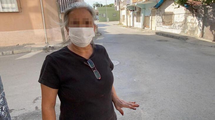 Kaçan teröristin yerini gösteren kadın konuştu! Omzunda tüfek vardı