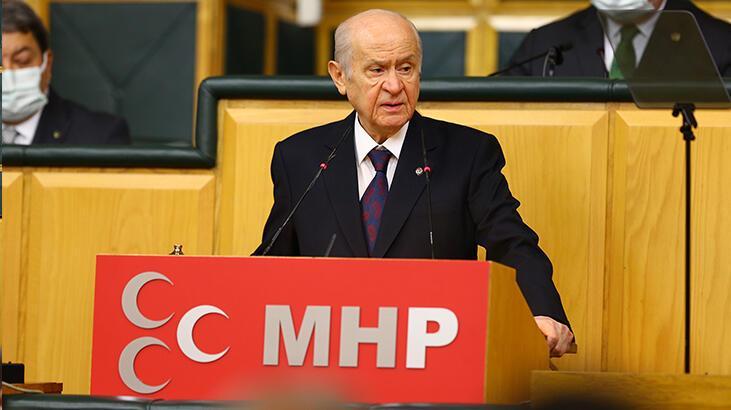 Son dakika... MHP lideri Devlet Bahçeli'den flaş açıklamalar