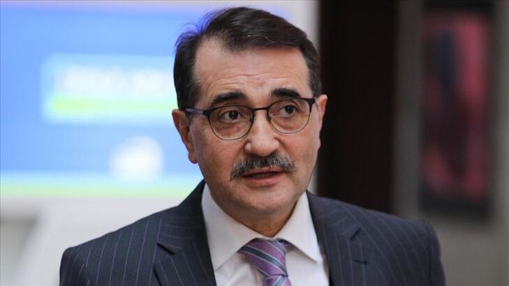 Bakan Dönmez: Türkiye'nin en büyük mega projelerinden birini hayata geçiriyoruz