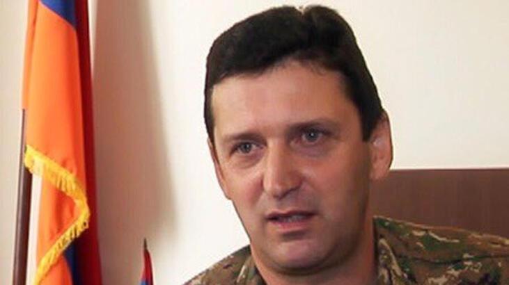 Dağlık Karabağ komutanı görevden alındı