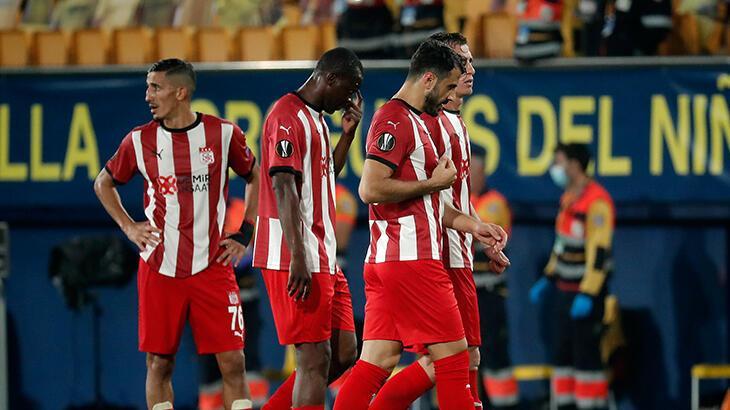 Sivasspor-Maccabi Tel-Aviv maçında locaların yüzde 50'si kadar seyirci alınacak